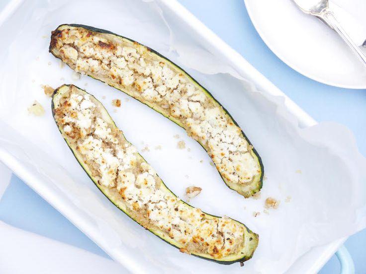 recept-courgette-bootjes-met-quinoa - CHICKSLOVEFOOD