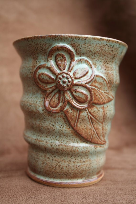 Ceramic Pottery Tumbler Cup