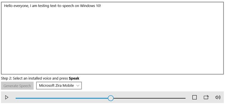 Tackling text-to-speech and audio file in Windows Store applications