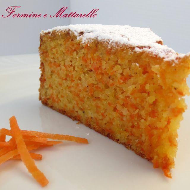 """Questa torta era nella mia lista di """"dolci da provare"""" da tempo.  E' una ricetta di M. Santin e mi sembrava diversa da quelle che ho normalm..."""