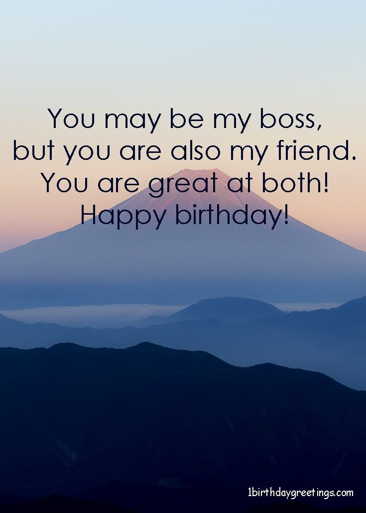 7 Best Birthday Wishes For Boss Images On Pinterest Wish For And Find Happy Birthday Wishes