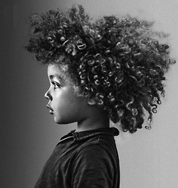 beautiful kid