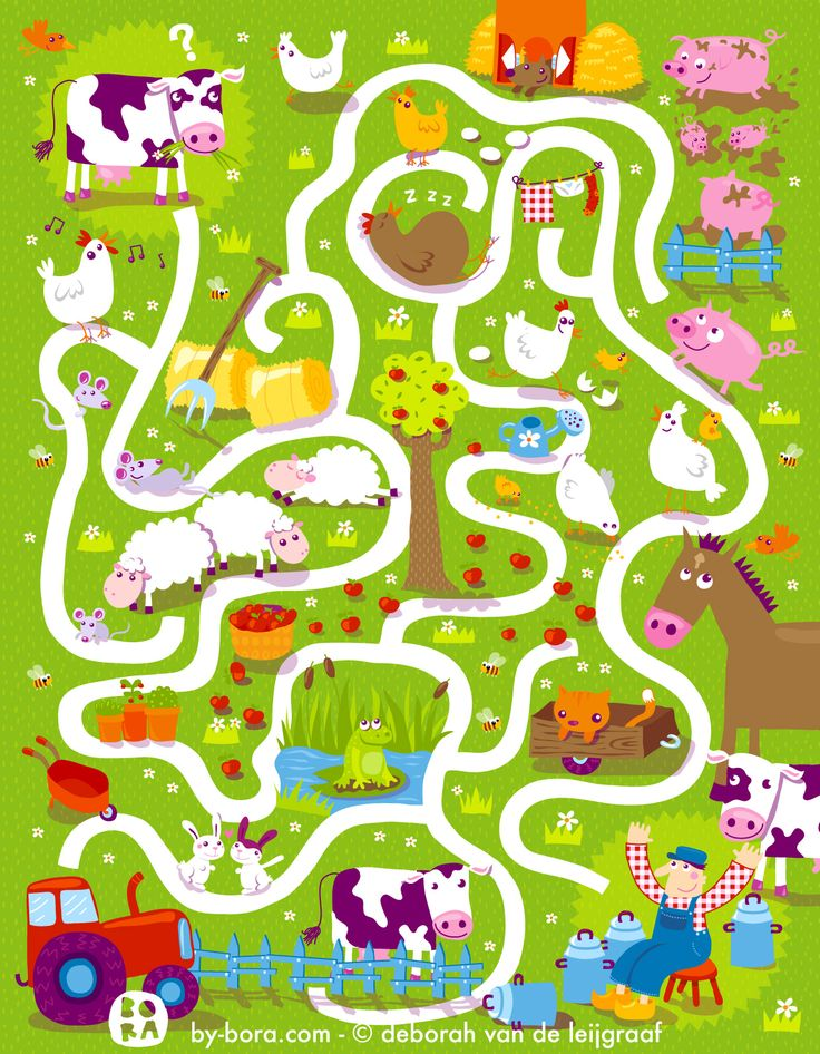 All sizes | Farm Maze by Bora | Flickr - Photo Sharing!