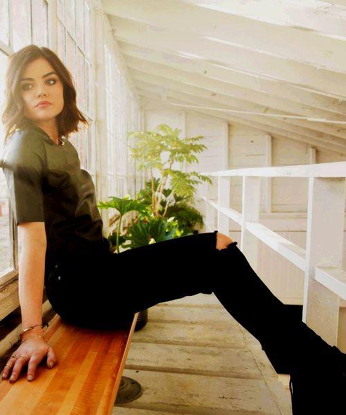 Lucy Hale ᏢᎥᏁᏆᎬᏒᎬsᏆ: MarisaSweetland
