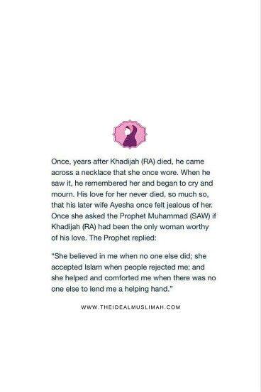 Khadijah RA