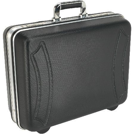 Sealey ABS Tool Case 500mm 340mm 180mm Lightweight yet hard-wearing tool case with ABS shell which will not dent or bend. Ideal for the mobile technician, the interior includes removable tool storage pallet and internal dividers. Locking c http://www.MightGet.com/april-2017-2/sealey-abs-tool-case-500mm-340mm-180mm.asp