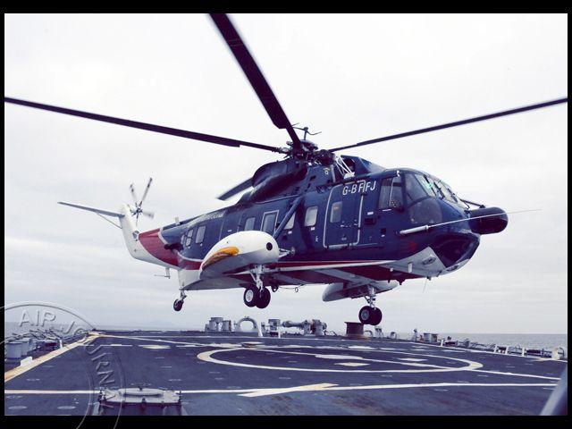 Le 6 octobre 1964 dans le ciel : Délivrance d'un certificat de vol par tout temps pour le Sikorsky S-61 N