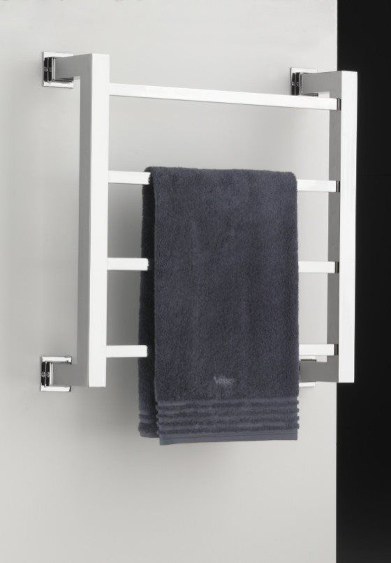 heated towel rail metro design wall mounted great for keeping towels warm and dry