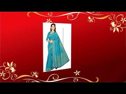 Style & Fashion - Beautiful Cotton saree collections # 1