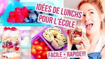 Snacks de Printemps! | Facile & Rapide ❀ - YouTube
