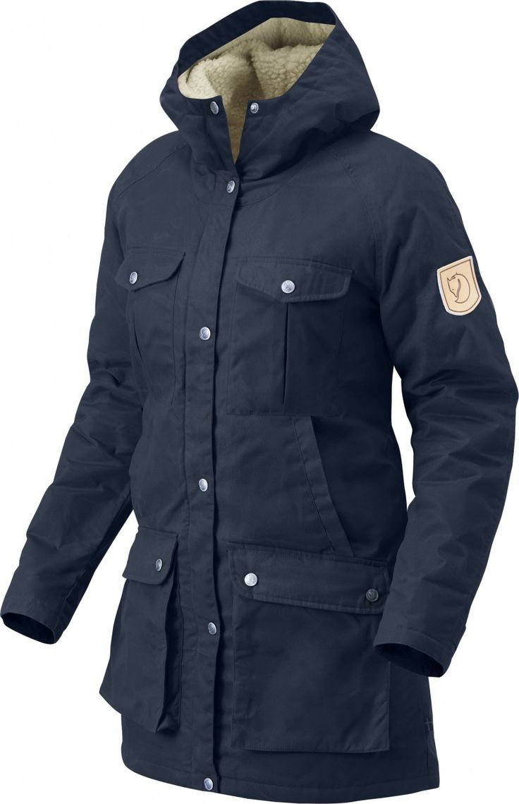 Fjällräven Greenland Winter Parka. My winter coat this year and hopefully many years to come. Bought October 2013.
