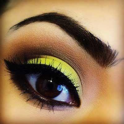 Amarelo a cor da felicidade!
