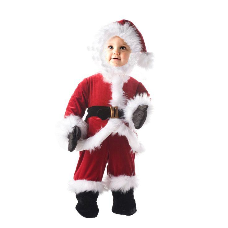 Little Santa Toddler / Child Costume  sc 1 st  Pinterest & 14 best Christmas Costumes images on Pinterest | Christmas costumes ...