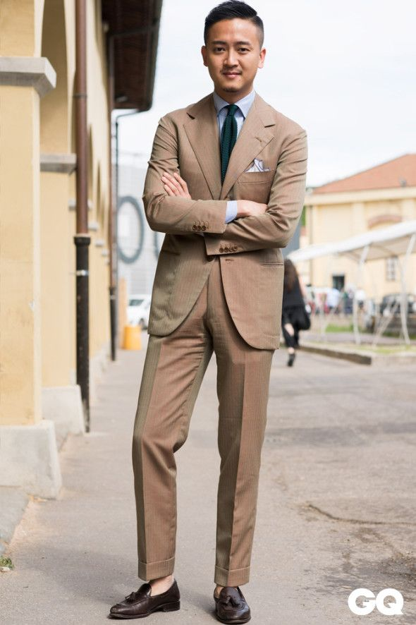 Don't limit yourself to a dark suit.  The pieces here can work independently in casual wear as well as office.