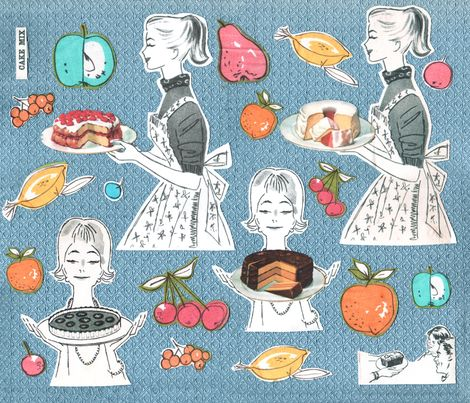 TORTEMIX fabric by chicca_besso on Spoonflower - custom fabric