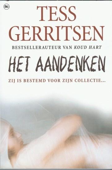 Tess Gerritsen - Het aandenken