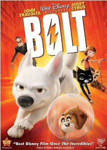 Bolt and more on the list of the best Disney animated movies by year