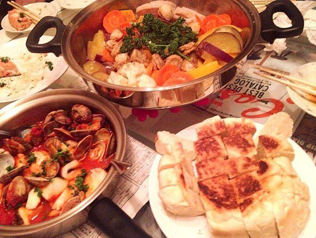 モロッコ料理♪