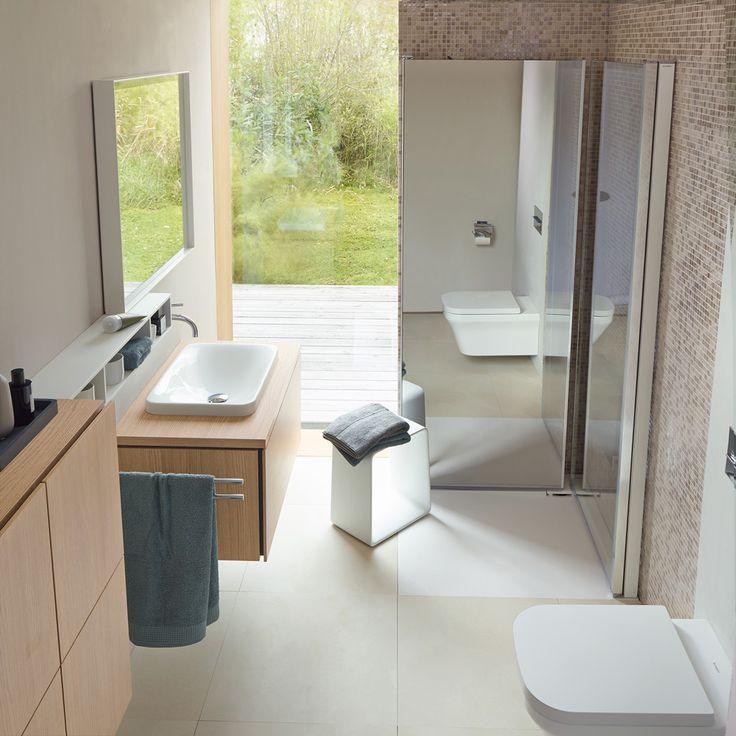 Meer dan 1000 idee n over kleine badkamer indeling op pinterest familie badkamer douche bad - Kleine badkamer wc ...