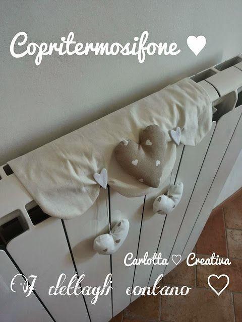 Copritermosifone beige