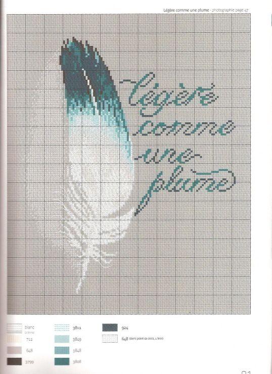 Gallery.ru / Фото #72 - Helene Le Berre - Les oiseaux a broder - velvetstreak