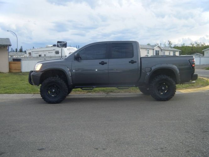 images of 2007 nissan titan   2007 Nissan Titan LE Pickup Truck in Fort McMurray, Alberta