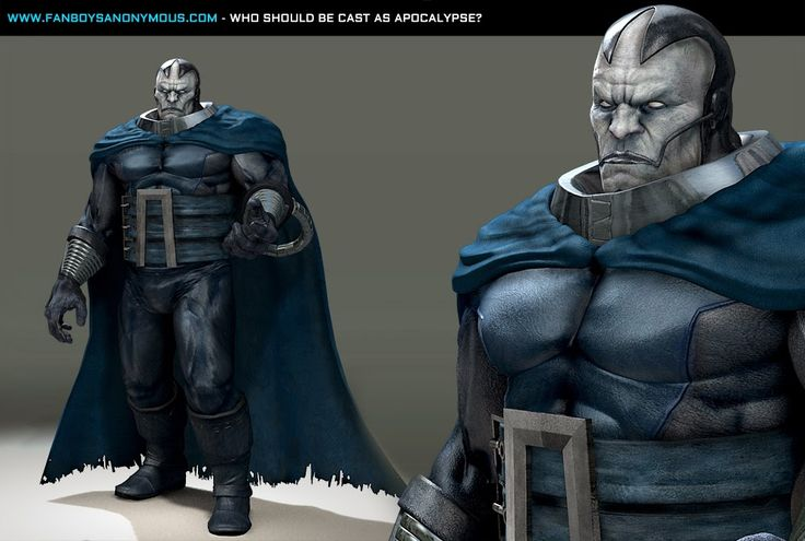 Who should play Apocalypse in X-Men: Apocalypse? Casting ideas for the role of Apocalypse and fan cast theories for the part.