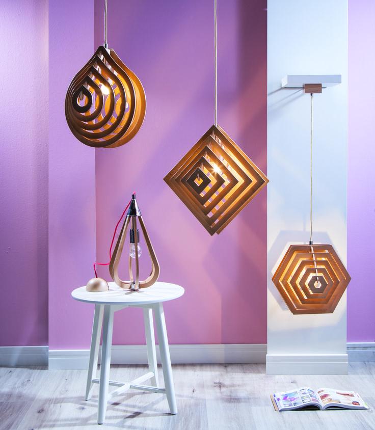inspiracja dla odważnych, lubiących geometryczne kształty w swoim salonie :) #style #wnętrza #interiordesign  #interiordesignideas  #decor  #oświetlenie #lighting  #lightingdesign #salon #obipolska #obibowarto