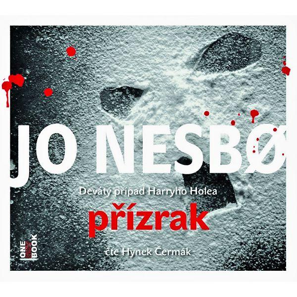 iTunes Cover Studio.cz: Jo Nesbø: Devátý případ Harryho Holea: Přízrak (čt...