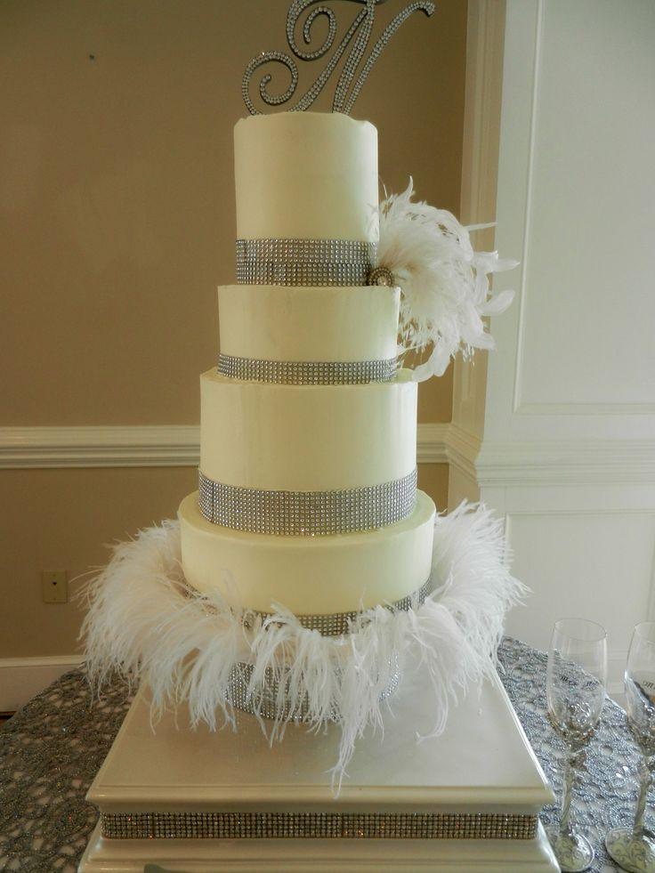 177 best Modern Wedding Cakes images on Pinterest Modern wedding