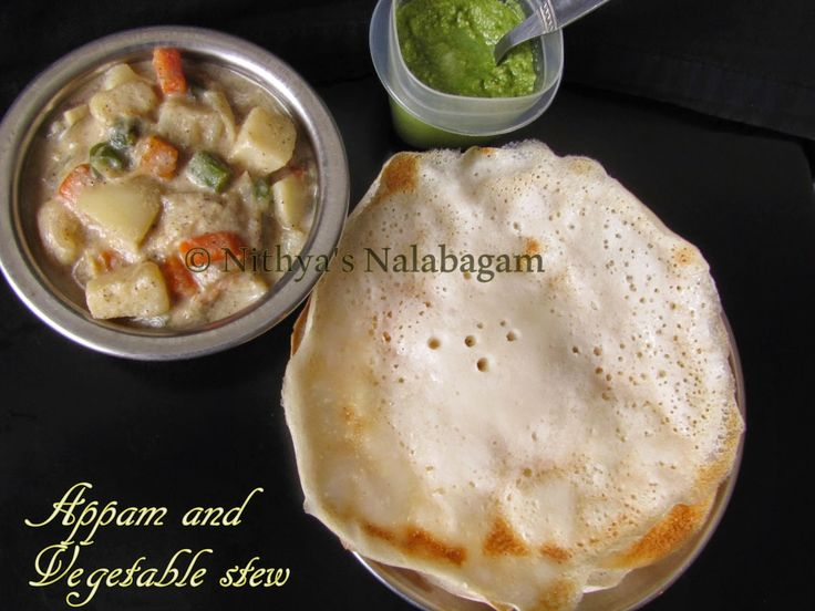 1000 images about breakfast recipes on pinterest for Appam and chicken stew kerala cuisine
