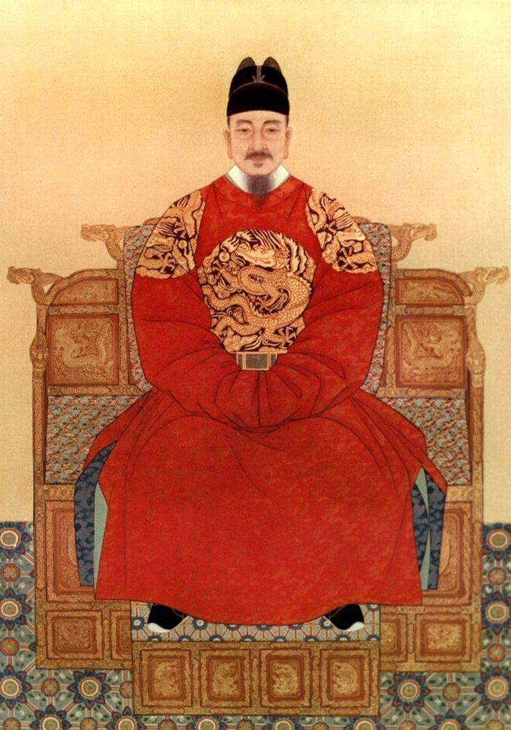 Sejong the Great of Korea May 15, 1397 – April 8, 1450 King Sejong presided over the introduction of the 28-letter Korean alphabet, with the explicit goal being that Koreans from all classes would read and write.