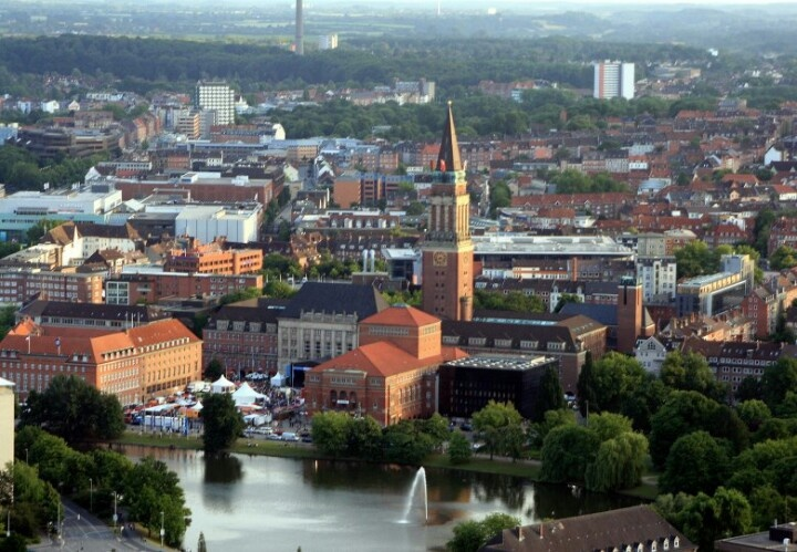 Kiel, Germany. A place visited multiple times as a child. A time in my life where I could understand German.