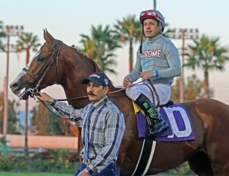 Espinoza and California Chrome: Together again for the last time | Daily Racing Form