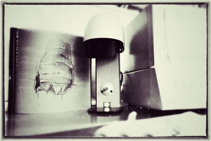 Los pequeños detalles de nuestro laboratorio...     The small details of our laboratory...