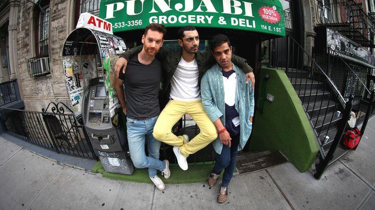 Rappers Heems and Riz MC First Listen: Swet Shop Boys, 'Cashmere' : NPR
