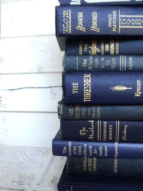 blue books  (again . . . cross-posting!)