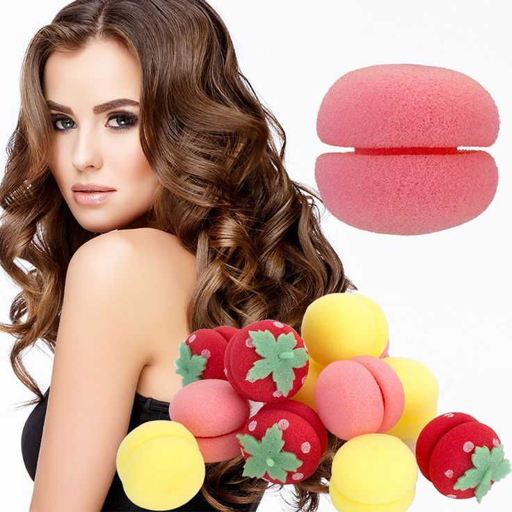 how to use foam rollers to curl hair