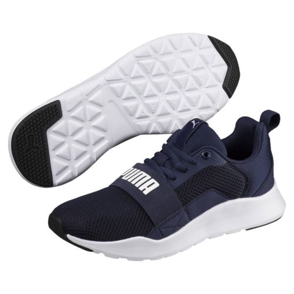 52e50c95 PUMA Wired Kids' Trainers | Outfits | Kids sneakers, Sneakers ...