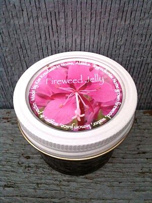 Step by step instructions on how to make fireweed jelly.