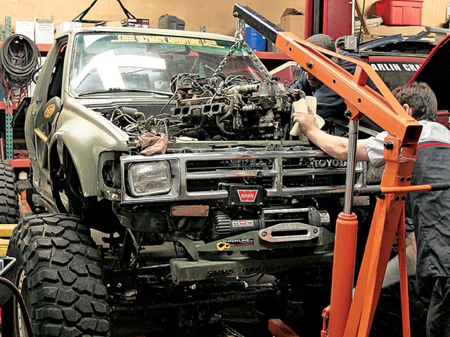 Toyota Pickup Have A 88 Toyota Pickup With Wiring Issue