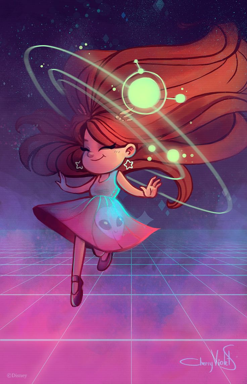 Gravity falls ~ Mabel, es mi personaje favorita