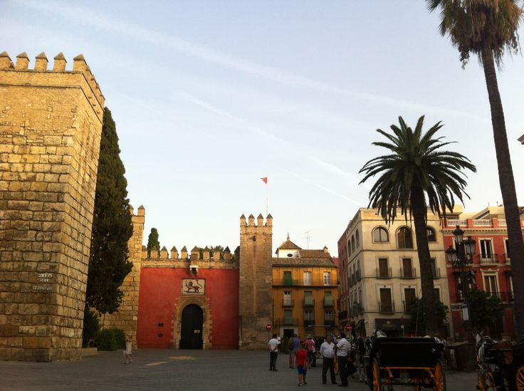 Séville - streetview