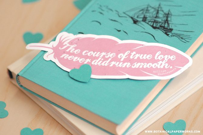 Open up your imagination and get lost in a good book with these inspiring Free Printable Feather Bookmarks that feature various quotes from famous authors.