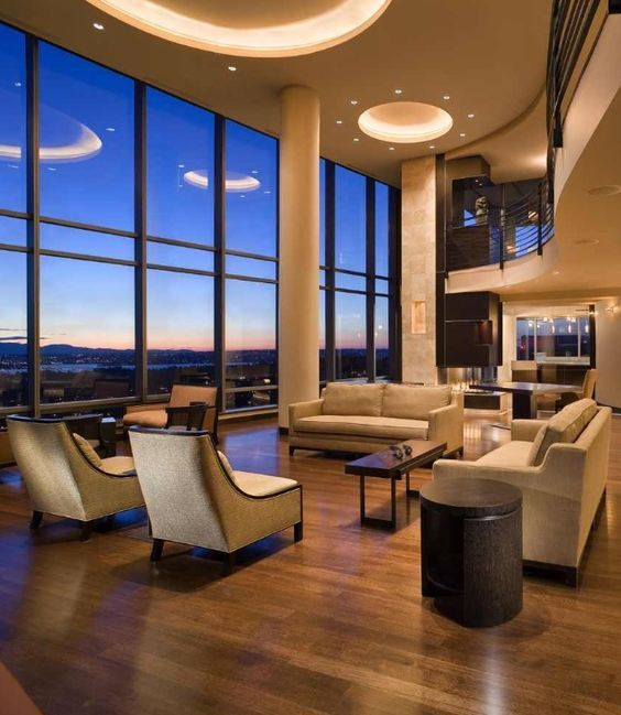 Wonderful Bellvue Residence   Contemporary   Living Room   Seattle   By Wascha Studios Ideas