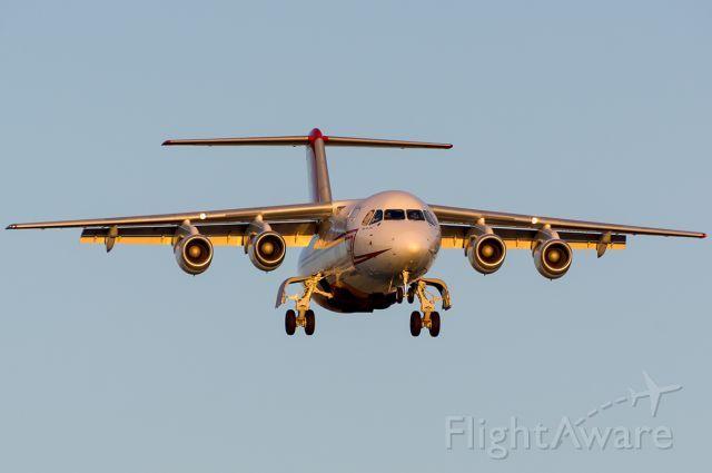Neptune Aviation Services, British Aerospace BAe-146-200A (N477NA) 'Tanker 15' at KBOI