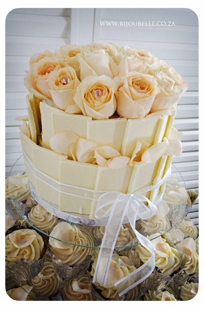 Choc panel cake