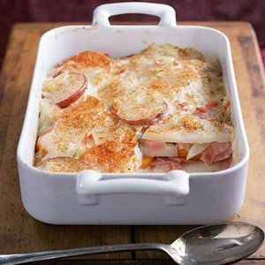 Scalloped Potatoes and Ham | Recipe | Scalloped Potatoes And Ham, Hams ...