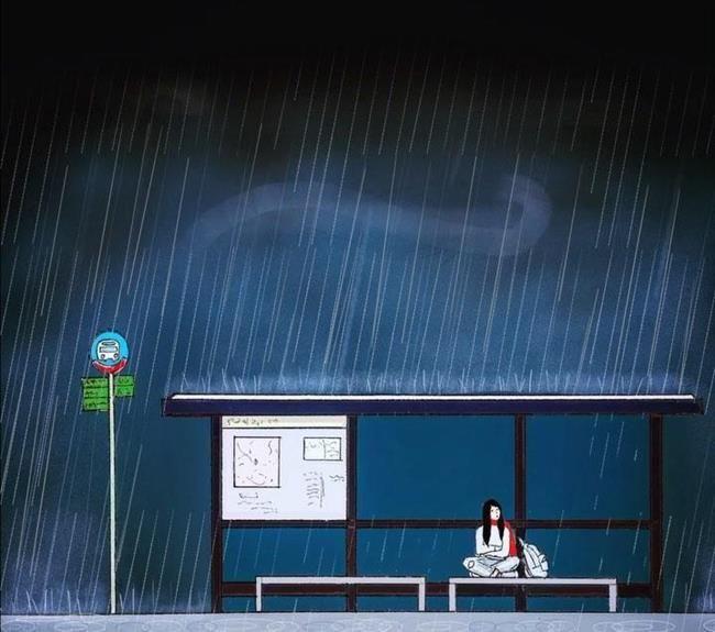 Yağmurun Getirdiği Yalnızlık Hissini Anlatan 15+ İllüstrasyon Sanatlı Bi Blog 8