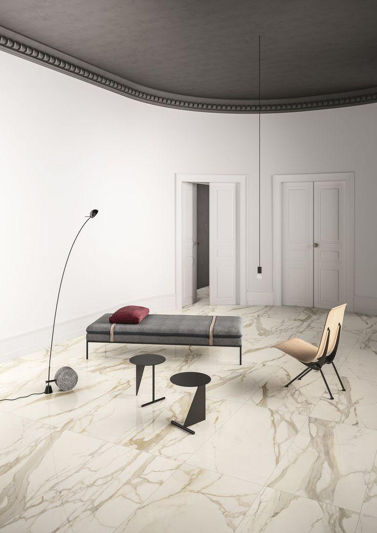 Nice set design from Graniti Fiandre Catalogue